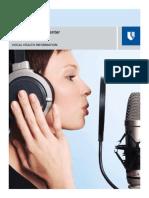 DVCC Vocal Health