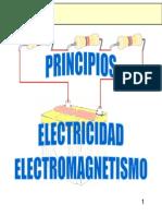 Principios de La Electricidad