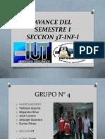 Avance Del Semestre i Diapositivas
