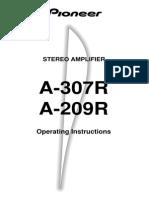 Pioneer A-307R