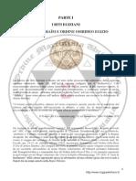 Storia Ordine Osirideo Egizio