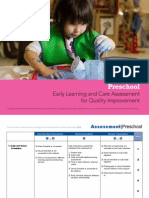 oc assessment preschool