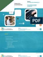 Procesamiento Sistematico de La Informacion en CEDI