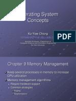 [09]Memory Management 01