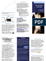 pmh personality disorders handout
