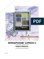 Sensophone Manual (Express II)