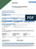 Form a6 Application for Solicitation- Sbmsc