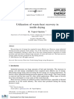 [Elearnica.ir]-Utilization of Waste-heat Recovery in Textile Drying