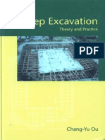 Deep Excavation - Theory and Practice - Cover & Table of Contents