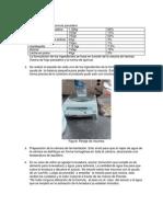 Metodologia de Pan de quinua