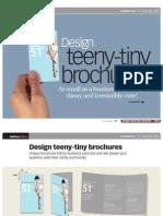 Ba 0632 Teeny Tiny Brochures