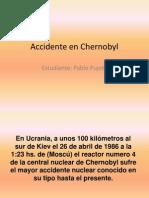 Chernobil Pablo Pujota