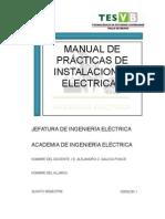 Manual de Practicas Intalaciones Electricas