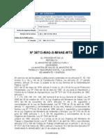 carbofurán Decreto_38713