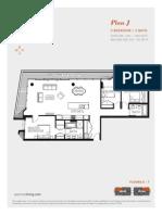 Aperture Vancouver Presale Condo Floor Plan J Mike Stewart
