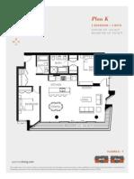 Aperture Vancouver Presale Condo Floor Plan K Mike Stewart