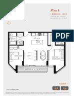 Aperture Vancouver Presale Condo Floor Plan L Mike Stewart