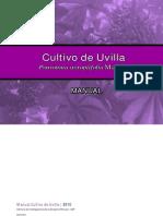 Cultivo de Uvilla Pourouma cecropiifolia Martius