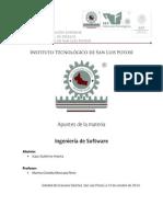 Apuntes Semeste Ingenieria de Software