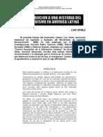 Luis Vitale - Contribucion a Una Historia Del Anarquismo en America Latina
