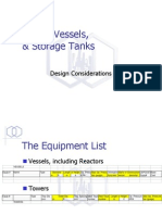24(Lecture - Vessels, Drums & Tanks).ppt