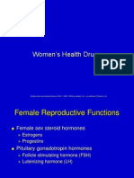 Estrogen Pharmacology of Reproductive System