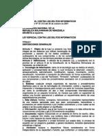 Ley Especial Contra los Delitos Informáticos - ley43.doc