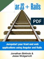 Angular + Rails