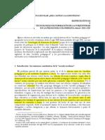 ESTILOS Y MODELOS MATRICES ETICAS Y FORMACI+ôN