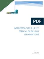 Ley Especial Contra Los Delitos Informaticos Vrojas