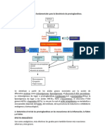 Biositesis de Prostaglandinas
