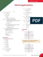 Maths Studies topic 3
