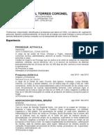 Cv - Ruth Michel Torres Coronel