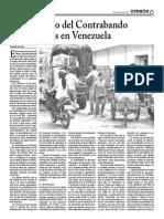 Políti-K 7º Edición pág 5. El fenómeno del contrabando de alimentos en Venezuela