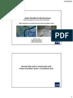 防災インフラセミナー(2014年10月31日)配布資料1