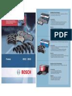 Catalogo Frenos Bosch 2012-2013 2