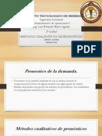 Metodods Cualitativos de Pronosticos
