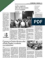 Políti-K 7º Edición pag 11 Conoce los Acuerdos de Asamblea para Impulsar el SACO Venezuela