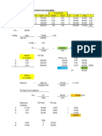Costos - Mezcla de Productos PDF