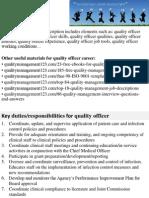 Quality Officer Job Description