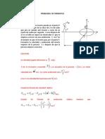 Ejercicios cinemática Física 1