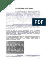 Historia Del Scoutismo en Argentina