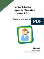 Cuadernillo de Practicas Manual Curso Basico Soporte Tecnico TV