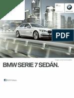 Ficha Tecnica Bmw 760lia Sedan Automatico 2015