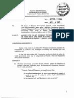 COA_C2005-002 (Acctg of Serviceable Assets)