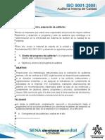 Actividad de Aprendizaje Unidad 2- Planeacion y Programacion de Auditorias