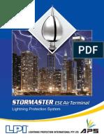 LPI Stormaster ESE Air Terminal