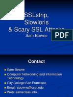 SSLstrip-Slowloris-ScarySSL