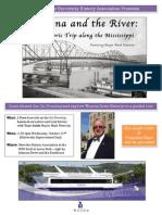 river tour flyer