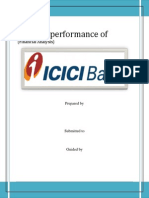 Study of performance of ICICI bank.docx